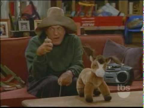 """Jerry Van Dyke doing """"Mule Train"""" on """"Yes, Dear""""....the boys always request this video, and I can't watch it without chuckling"""