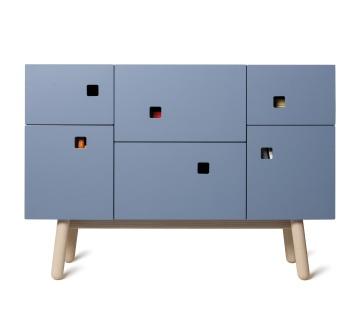 Zweed Peep C2 #home #homedecor #decoration #pastel #blue #furniture