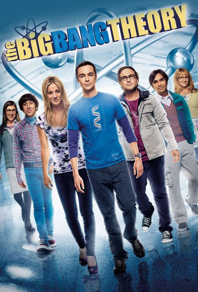 2014 // The Big Bang Theory // Great cast, great show.