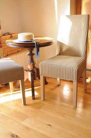Lloyd Loom Dining Chair Cream - £293.00 - Hicks and Hicks