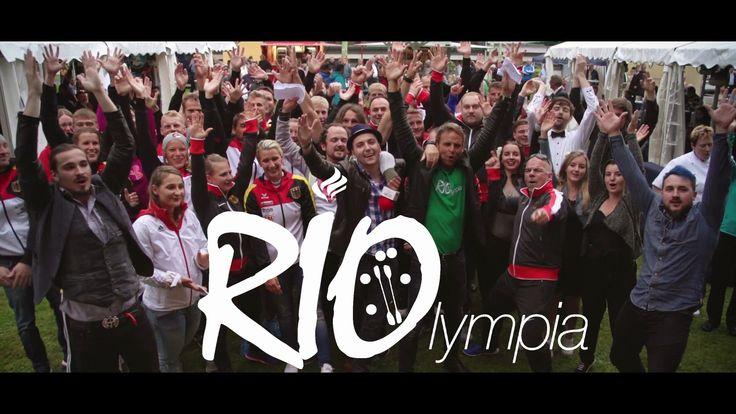Simon Goodlife feat. Olympia-Kanu-Team - RIOlympia (Offizielles Video)