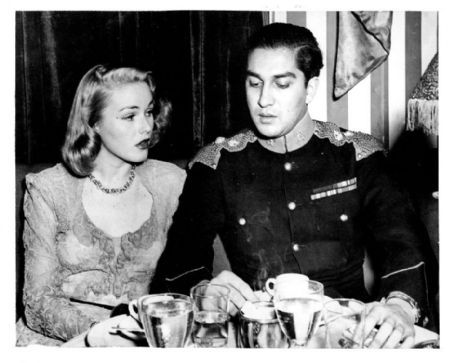 Maharaja Jagadiptenra. His 1st wife was American actress Nancy Valentino (1949). They had a daughter, who died at the age of 2. Parted in 1952. 2nd wife, English model Gina Egan in 1956, but remained a secret (he feared the wrath of the mother) until 1960 the marriage was recognized by the royal family
