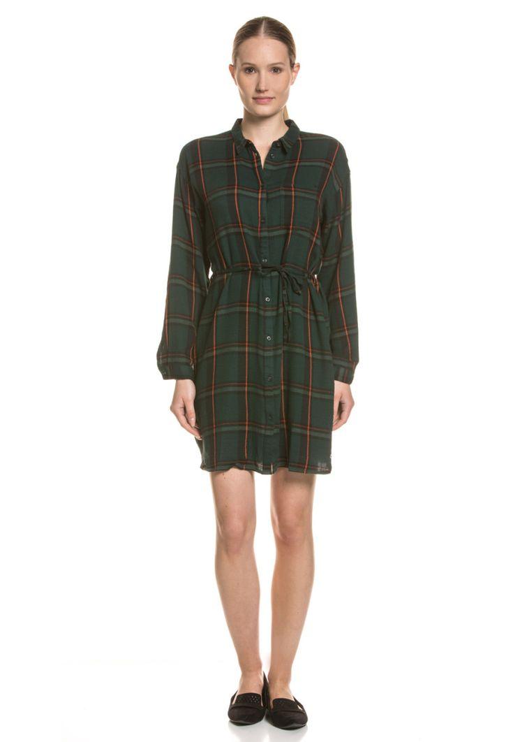 TOM Tailor Denim Kleid, Langarm, Umlegekragen, gerader Schnitt bunt Jetzt bestellen unter: https://mode.ladendirekt.de/damen/bekleidung/kleider/sonstige-kleider/?uid=ca0e9311-0abb-5045-924d-35bee1693880&utm_source=pinterest&utm_medium=pin&utm_campaign=boards #sonstigekleider #kleider #bekleidung Bild Quelle: brands4friends.de