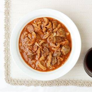 Callos Ox Tripe And Ox Tongue Stew