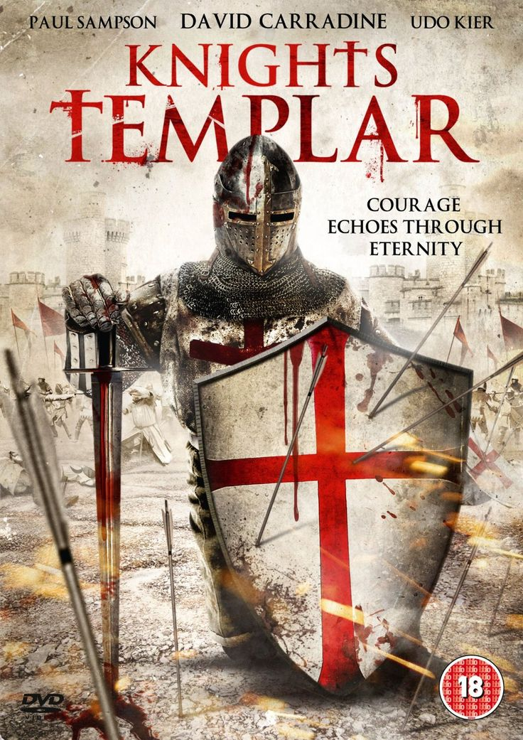 Night of the Templar poster under a different name?