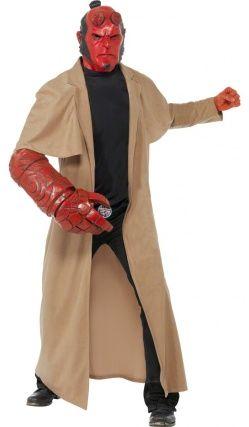 Costume Hellboy™