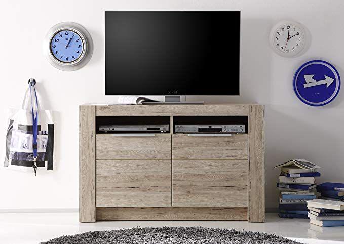 Trendteam Smart Living Wohnzimmer Lowboard Fernsehschrank