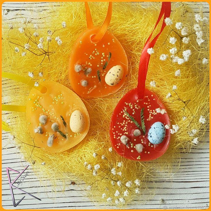 Купить Флорентийское саше на Пасху - Пасха, саше, воск, верба, пасхальное яйцо, аромат