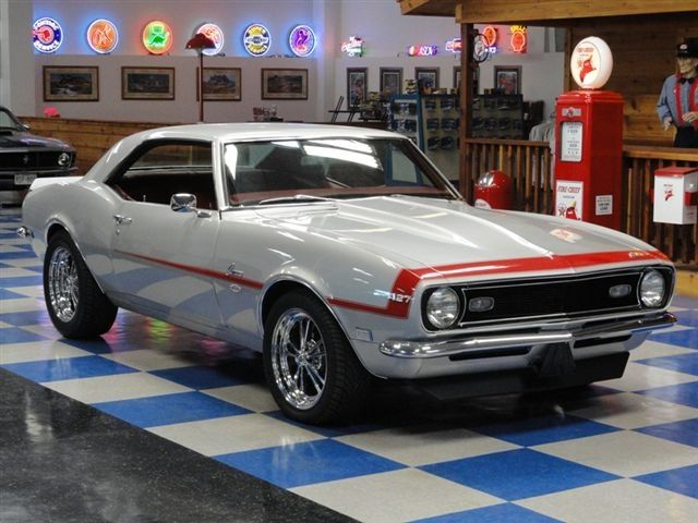 1968 Yenko Camaro...Re-pin...Brought to you by #HouseofInsurance for #CarInsurance #EugeneOregon