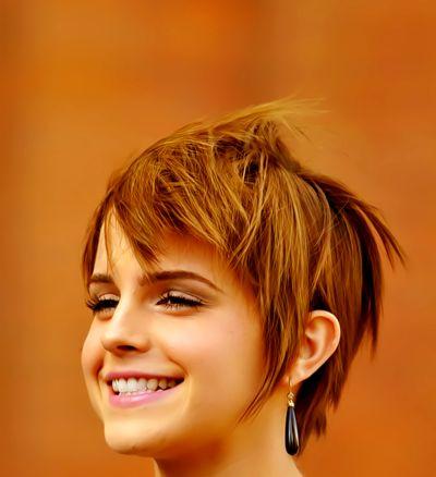 Emma Watson...adorable!! <3