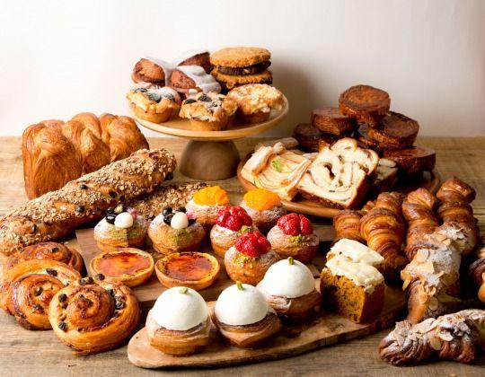 まるでプリンな発酵バターデニッシュのフレンチトースト銀座にフランス発新業態ベーカリーがオープン