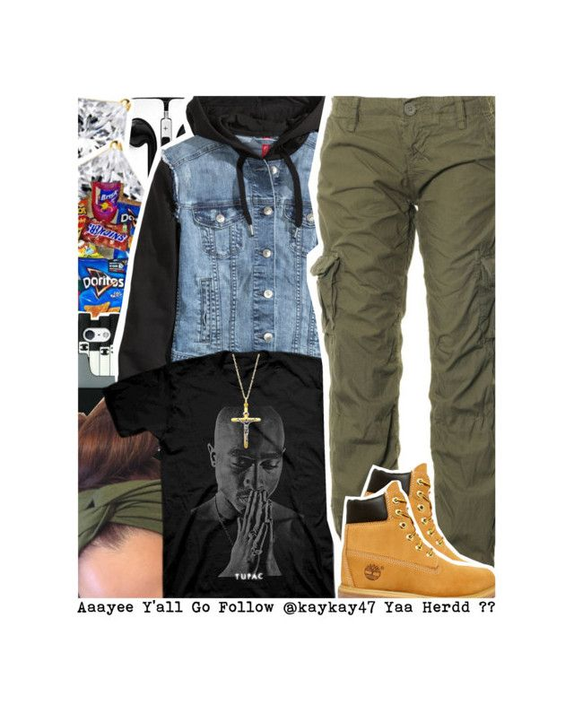 """"""""""" by loyalnene ❤ liked on Polyvore featuring Junk Food Clothing, H&M, Target, Superdry, Timberland and Pori"""