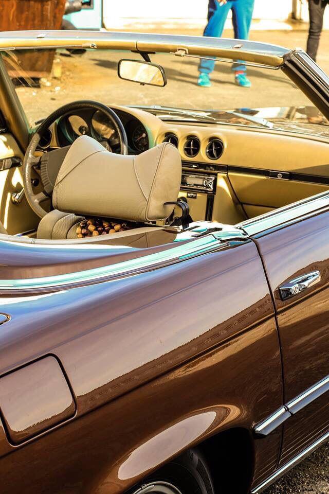 Mercedes Classic SL R107