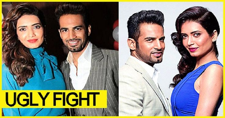 Upen patel and Karishma Tanna recently had a social media fight with some heart breaking messages and images that caught public eye.