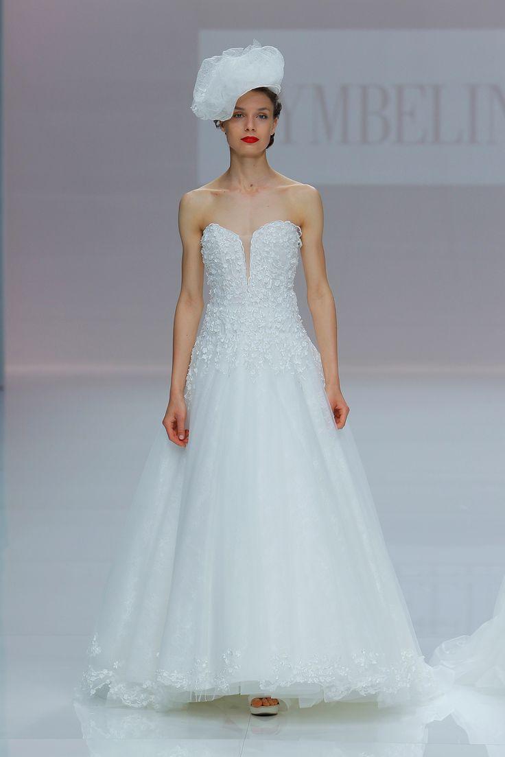 Mejores 29 imágenes de Vestidos de novia con manga en Pinterest ...