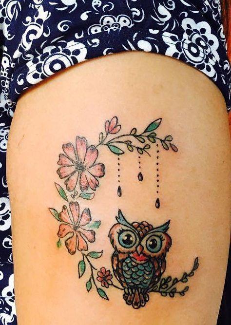 best 25 cute owl tattoo ideas on pinterest arm tattoo eyes owl tattoos and owl tat. Black Bedroom Furniture Sets. Home Design Ideas