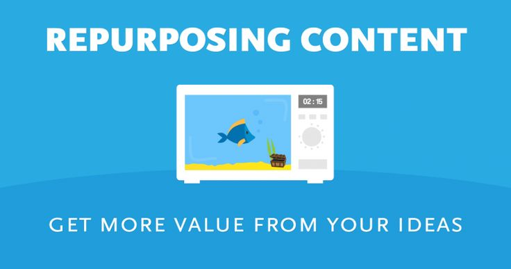Repurposing content – Get more value from your ideas  http://jbh.co.uk/blog/repurposing-content