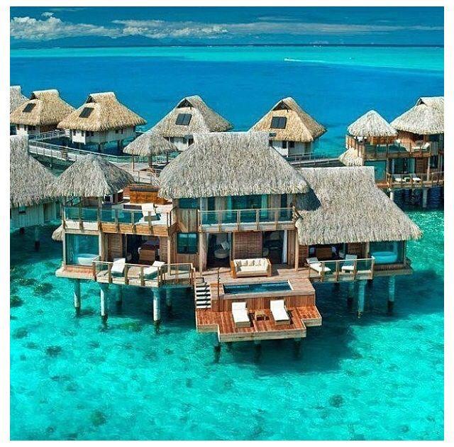 Bora Bora : My Vacation House After Tonight's Powerball