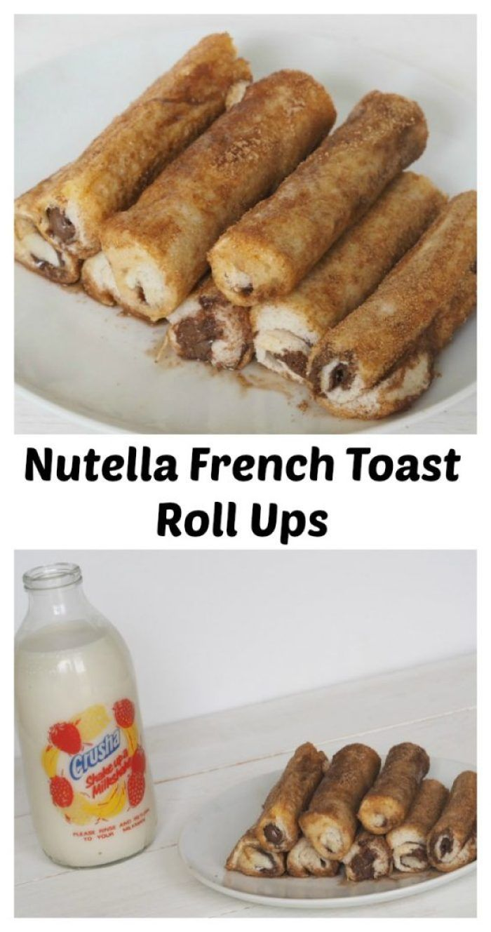 The 25+ Best Nutella French Toast Ideas On Pinterest  French Toast Receta, French  Toast Rolls And French Toast Roll Ups