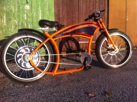 OCOBIKE CUSTOM EBIKE  OCOBIKE Beach Cruiser Vlo Shop NeuchatelLowriders