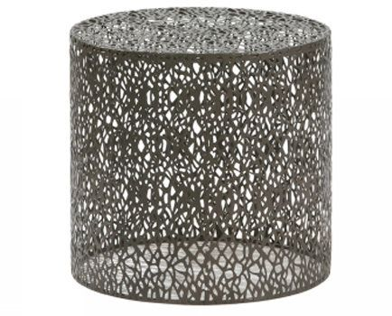 Metal Side Table available at Browsers Furniture Co., Limerick, Ireland.