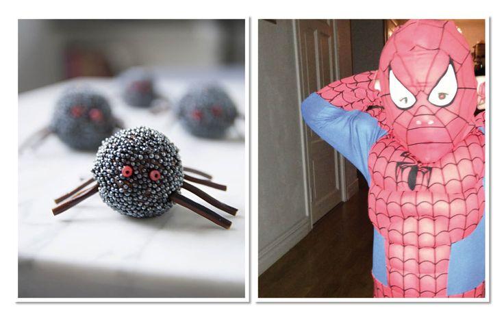 chokladbollar spindlar - Sök på Google
