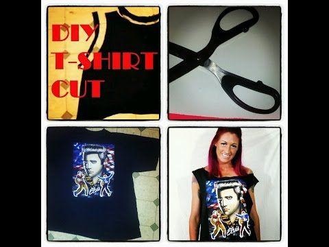 Diy tshirt Recon #diy #tshirt #recon
