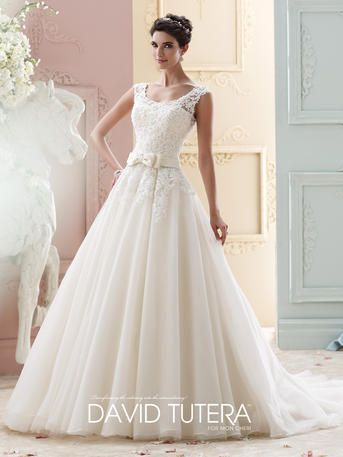 David Tutera for Mon Cheri Bridal - 215263