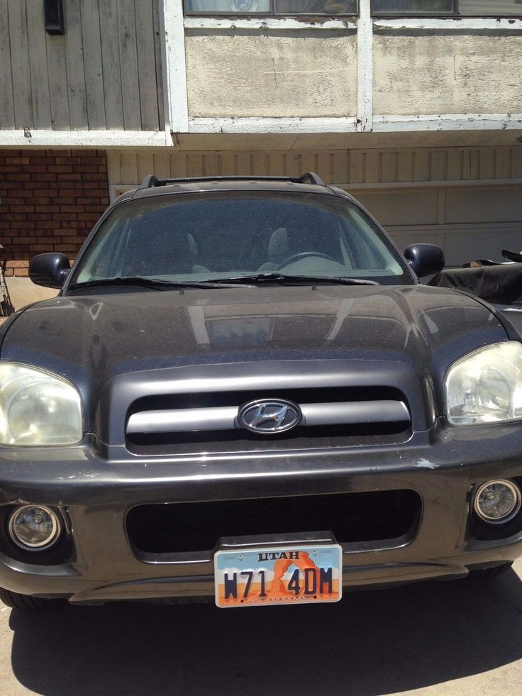 Nice Hyundai 2017: 2005 Hyundai Santa Fe  2005 Hyundai Santa Fe LX Does Not Run Check more at http://24go.cf/2017/hyundai-2017-2005-hyundai-santa-fe-2005-hyundai-santa-fe-lx-does-not-run/