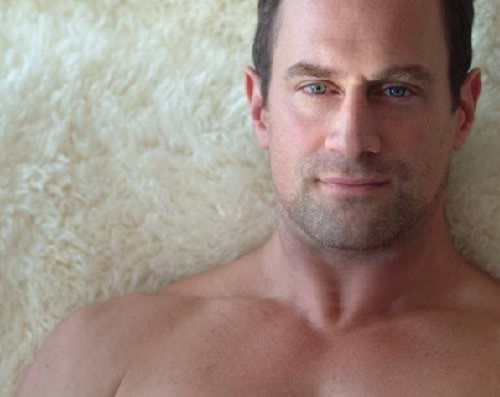 Christopher Meloni..idc how old he is..yum