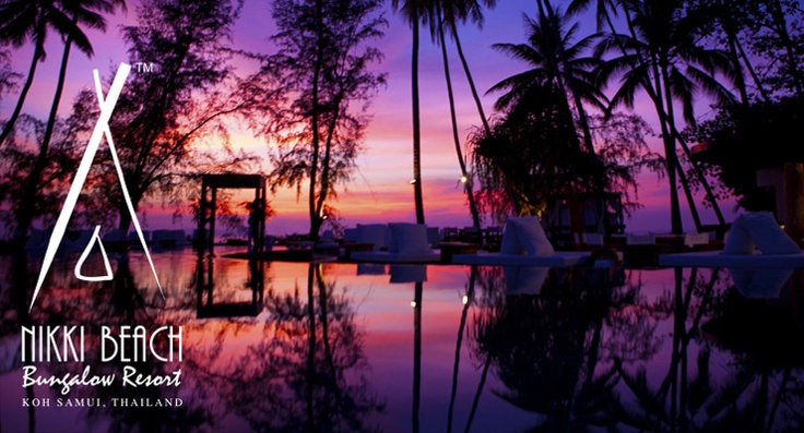 Nikki Beach Resort Hotel-Groupon has offer 825 for 7 nights for 2 in sea view bungalow, 11/2012, 1 year to use.  Incl. daily brkfst, 1 dinner for 2, airport transfers plus 1 massage for 2