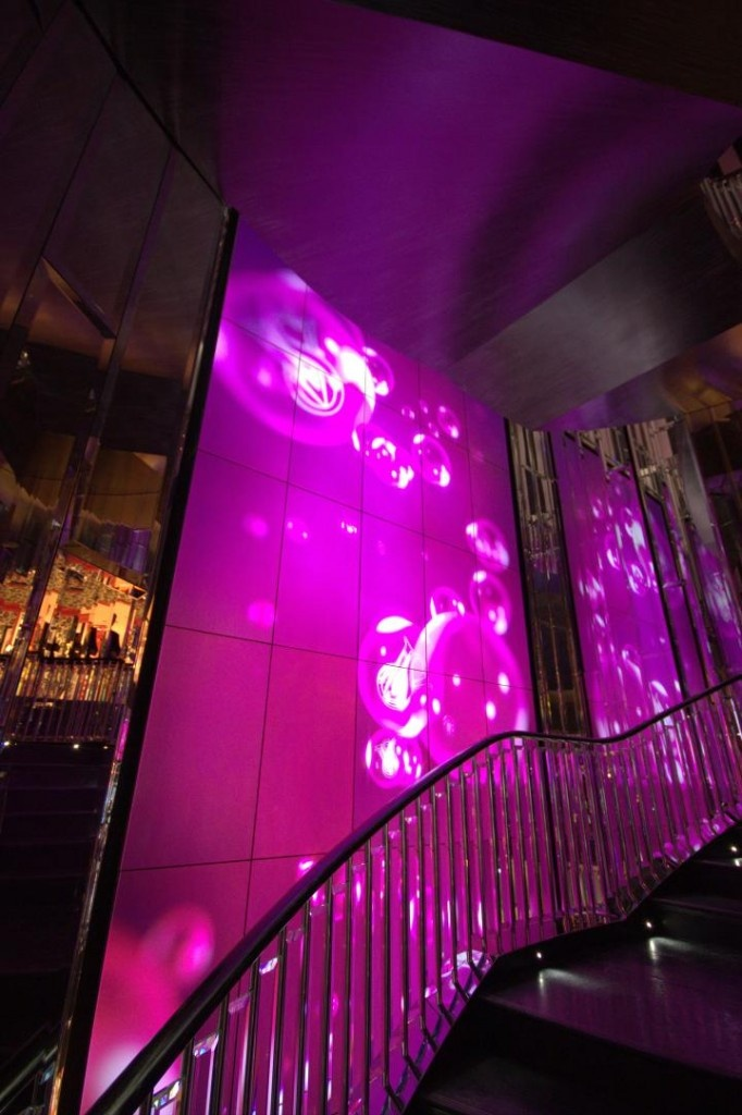 In-Store Entertainment Provider PlayNetwork Unveils Extravagant 30-Monitor Matrox-Powered Video Wall as Main Attraction of London Lingerie Store