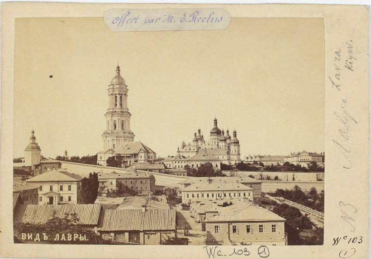Pechersk Lavra, 1886