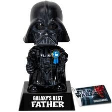 Darth Vadar bobblehead available at Barnes and Noble.