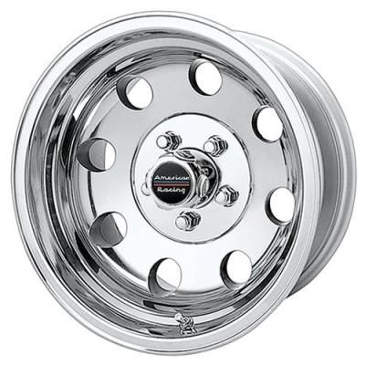 American Racing Wheels American Racing BAJA, 16x10 Wheel with 8 on 170 Bolt Pattern - Polished - AR1726170 AR1726170… #TruckParts #JeepParts
