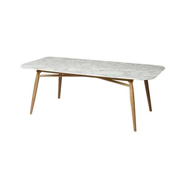 Oltre 25 fantastiche idee su rinnovo piano del tavolo su - Tavolo marmo design ...
