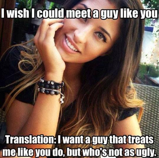 Single Girl Logic