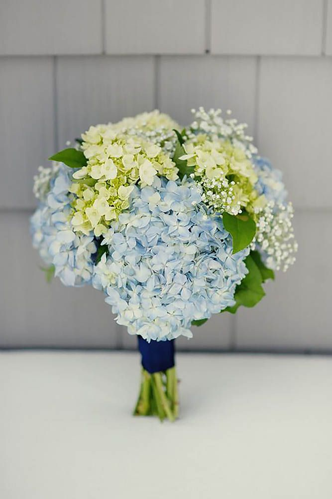 24 Wedding Bouquet Ideas & Inspiration - Peonies, Dahlias, Lilies and Hydrangea ❤ See more: http://www.weddingforward.com/wedding-bouquet-ideas-inspiration/ #weddings #bouquets