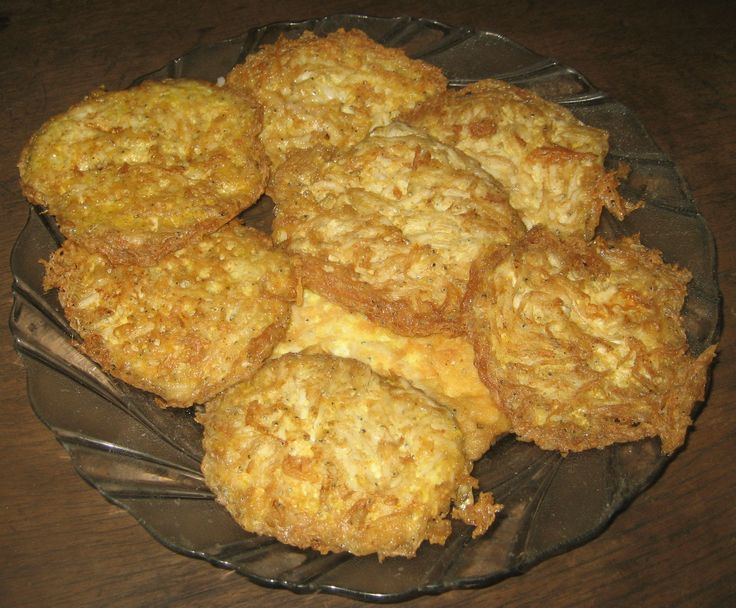 White bait fritters made by Nilda
