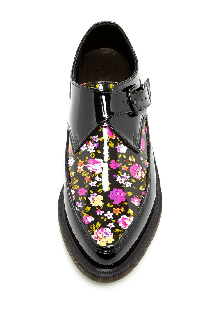 Dr Martens Areli Pointed Toe Oxford