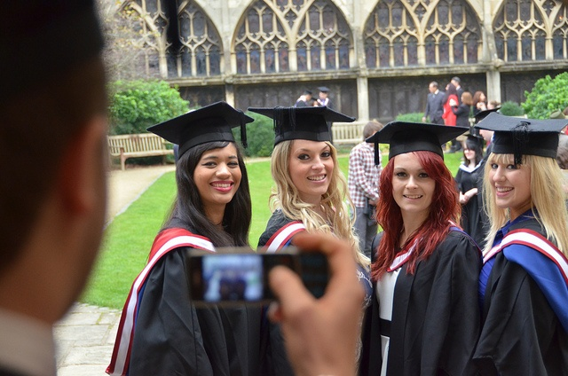 University of Gloucestershire Graduation 16 November 2012 Gloucester Cathedral by uniofglos, via Flickr http://www.flickr.com/photos/uniofglos/8191364566/in/set-72157632026681904/#