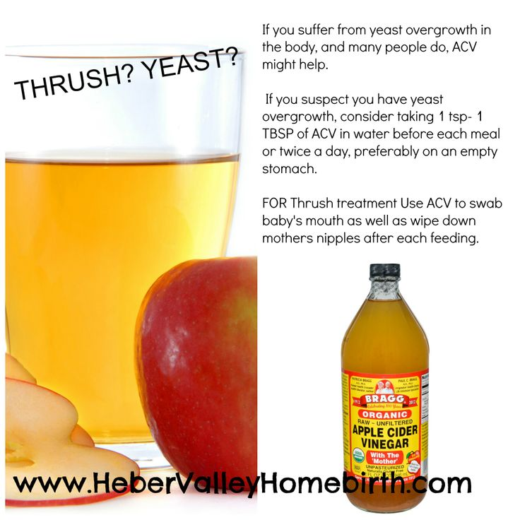 How To Get Rid Of Thrush Quickly And Naturally