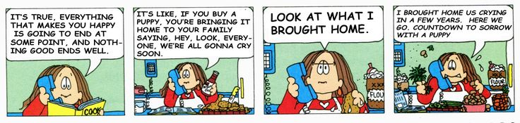 'Cathy'+Comics+Are+Infinitely+More+Entertaining+With+Louis+CK+Quotes