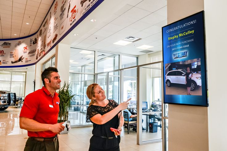 10 best car dealership digital signage images on pinterest digital signage car dealerships. Black Bedroom Furniture Sets. Home Design Ideas