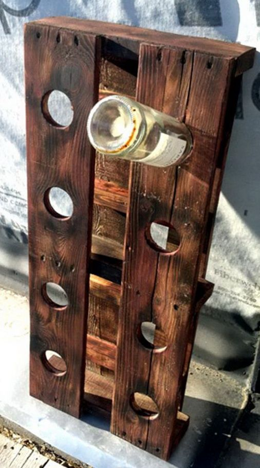 64 creative ways to recycle a pallet 57 diy tips for Ways to recycle wood
