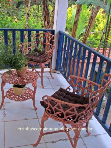 varanda cadeira