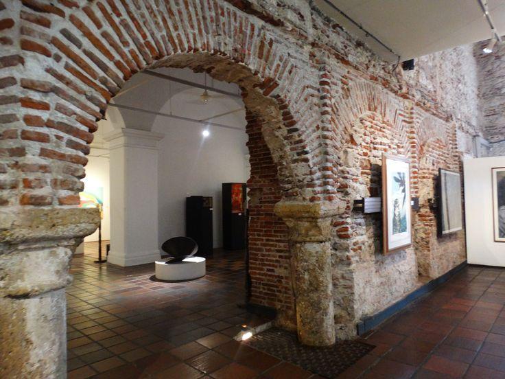Museo de Arte Moderno Cartagena COLOMBIA
