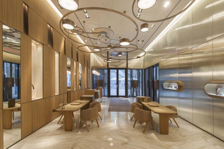 Panerai Boutique by Patricia Urquiola, Miami – Florida » Retail Design Blog