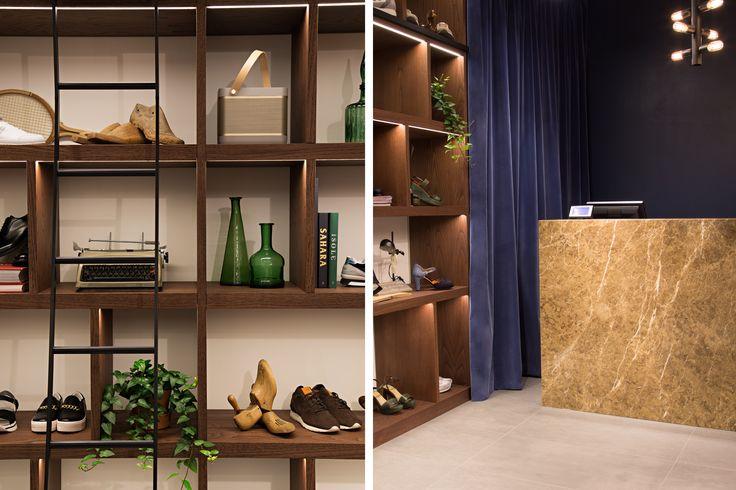 Marzuoli Calzoleria design by It's Enough www.itsenough.it  - Shoes - shop - retail -