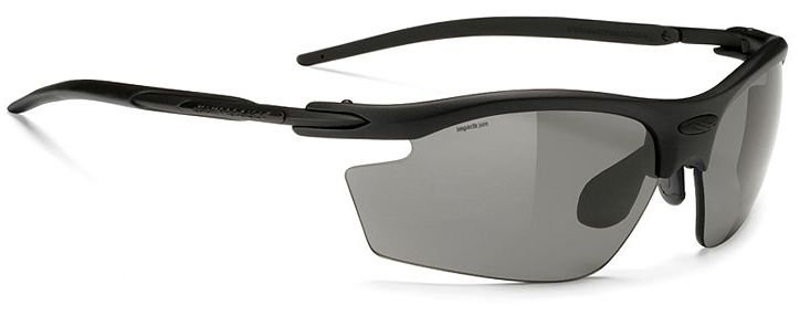 Rudy Project | Rydon | stealth matte black | impactx polarized lenses